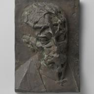 <strong>Jan Hendrik Leopold</strong> – 1963-1964 – brons – 31 x 21 cm – Rijksmuseum, Amsterdam